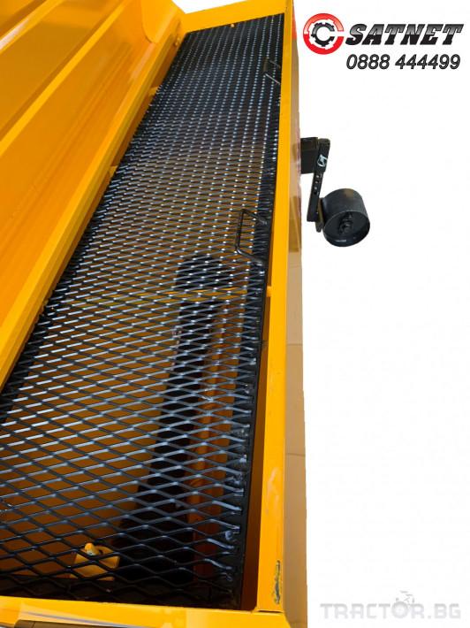 Торачки Машини за торовнасяне с продълбочител - CBG 12 - Трактор БГ