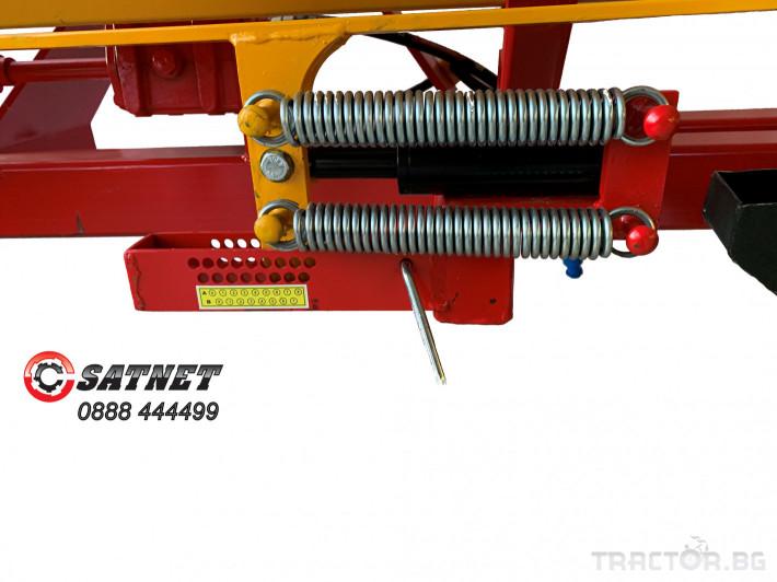 Торачки Машини за торовнасяне с продълбочител - CBG 14 - Трактор БГ