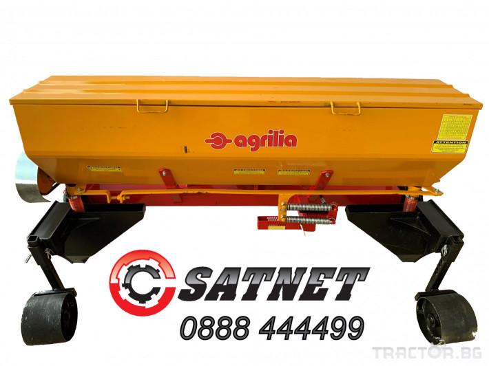 Торачки Машини за торовнасяне с продълбочител - CBG 16 - Трактор БГ