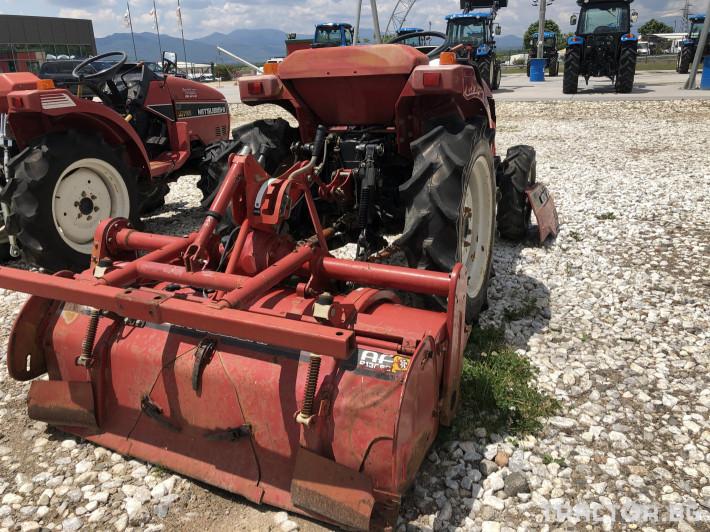 Трактори Mitsubishi MT185***Нов внос от Япония*** 3 - Трактор БГ