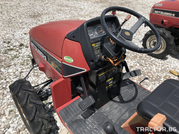Трактори Mitsubishi MT185***Нов внос от Япония*** 6 - Трактор БГ
