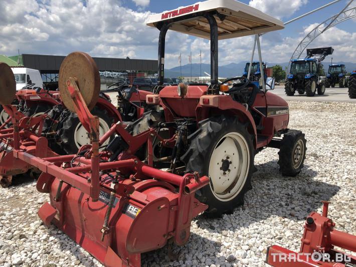 Трактори Mitsubishi MT205***Нов внос от Япония*** 2 - Трактор БГ
