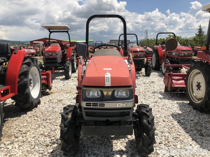 Трактори Mitsubishi MT161***Нов внос от Япония*** 1 - Трактор БГ