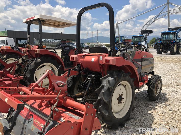 Трактори Mitsubishi MT161***Нов внос от Япония*** 5 - Трактор БГ