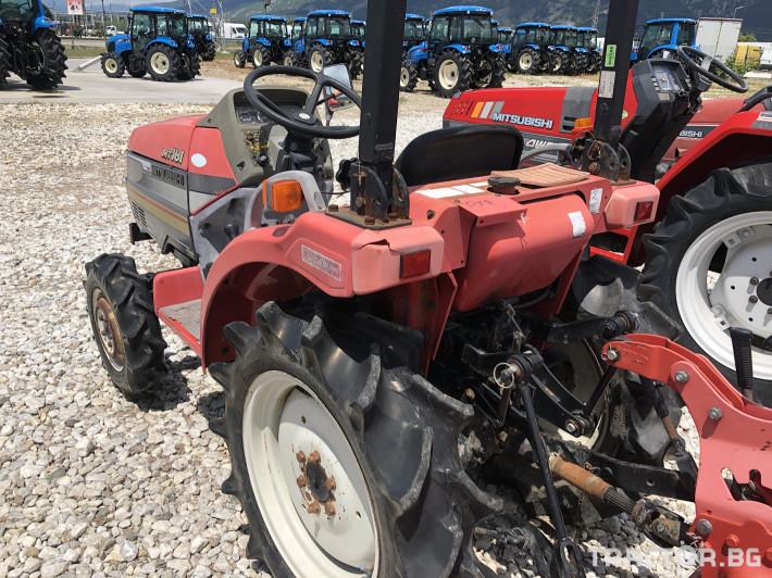 Трактори Mitsubishi MT161***Нов внос от Япония*** 7 - Трактор БГ