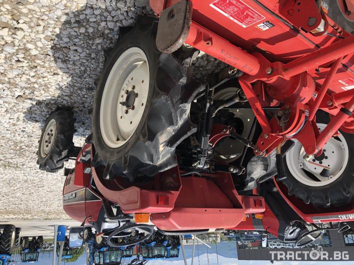 Трактори Mitsubishi MTX245***Нов внос от Япония*** 3 - Трактор БГ