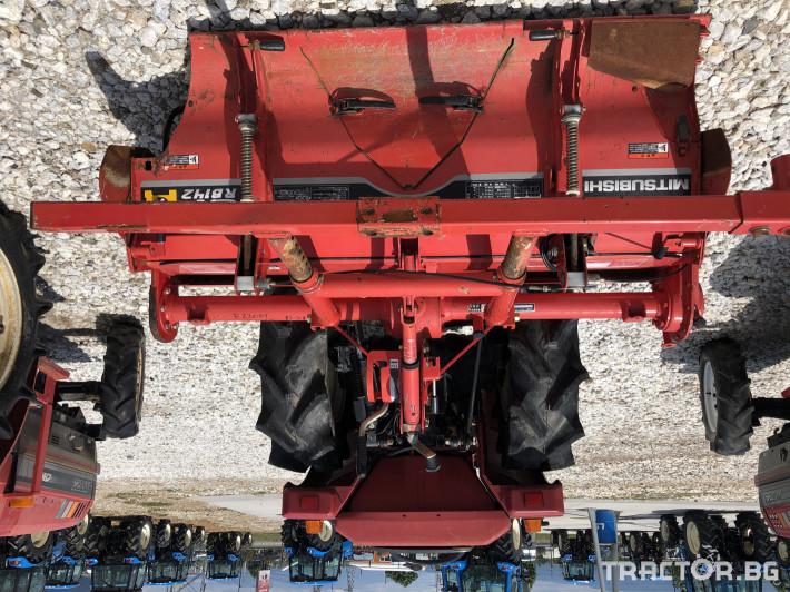 Трактори Mitsubishi MTX245***Нов внос от Япония*** 4 - Трактор БГ