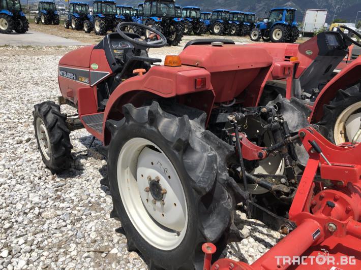 Трактори Mitsubishi MTX245***Нов внос от Япония*** 1 - Трактор БГ