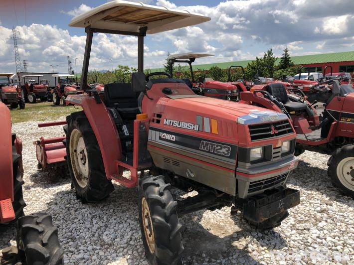 Трактори Mitsubishi MT23***Нов внос от Япония*** 0 - Трактор БГ
