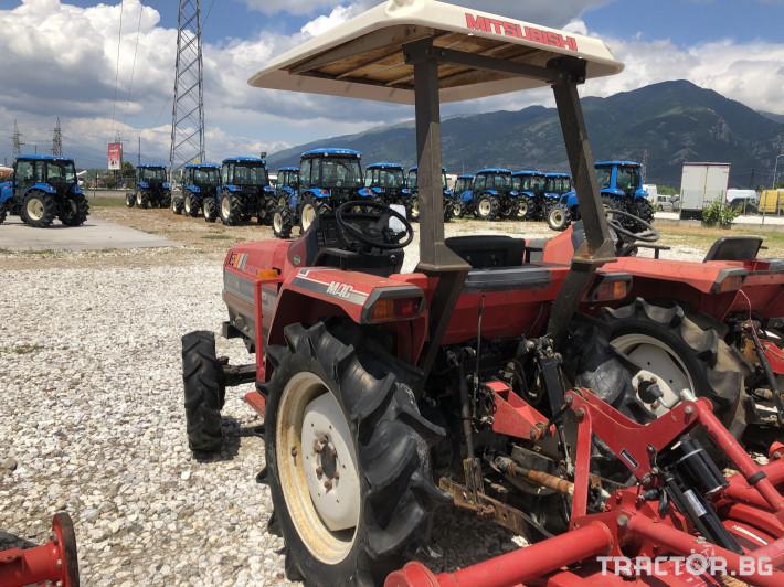 Трактори Mitsubishi MT23***Нов внос от Япония*** 6 - Трактор БГ