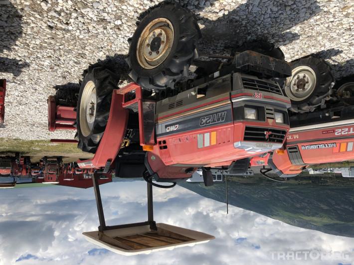 Трактори Mitsubishi MT23***Нов внос от Япония*** 7 - Трактор БГ