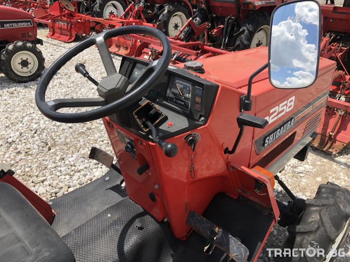 Трактори Shibaura D258***Нов внос от Япония*** 4 - Трактор БГ