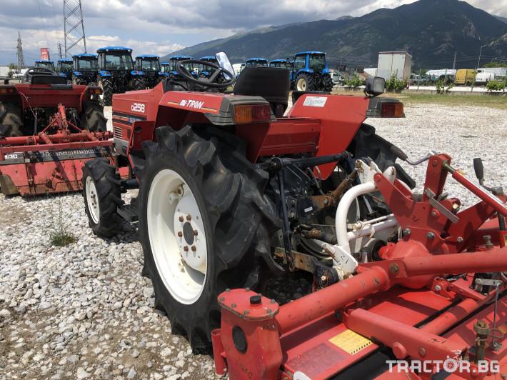 Трактори Shibaura D258***Нов внос от Япония*** 7 - Трактор БГ
