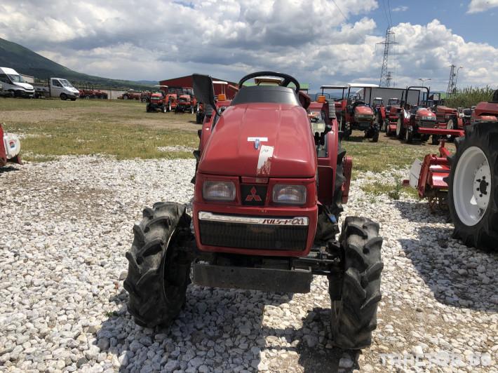 Трактори Mitsubishi MTX245***Нов внос от Япония*** 7 - Трактор БГ