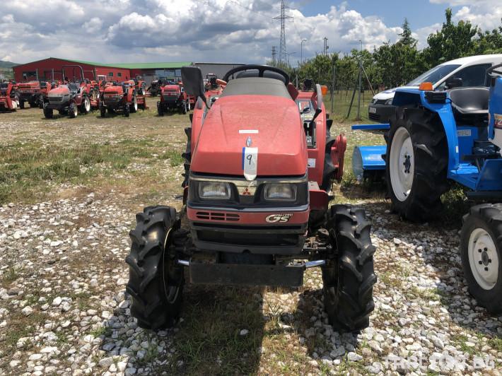 Трактори Mitsubishi MT200***Нов внос от Япония*** 1 - Трактор БГ