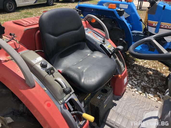 Трактори Mitsubishi MT200***Нов внос от Япония*** 3 - Трактор БГ