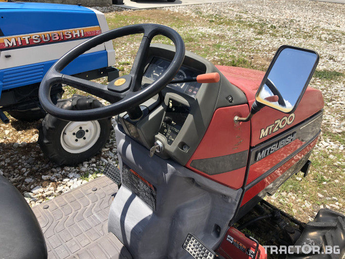 Трактори Mitsubishi MT200***Нов внос от Япония*** 4 - Трактор БГ