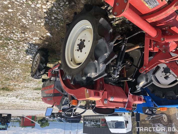 Трактори Mitsubishi MT200***Нов внос от Япония*** 5 - Трактор БГ