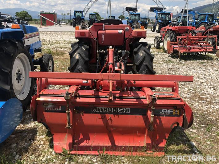 Трактори Mitsubishi MT200***Нов внос от Япония*** 6 - Трактор БГ