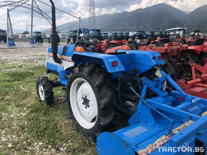 Трактори Mitsubishi MT2201D ***Нов внос от Япония*** 1 - Трактор БГ