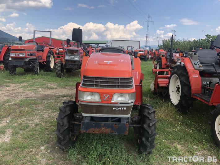 Трактори Yanmar F-5 ***Нов внос от Япония*** 5 - Трактор БГ