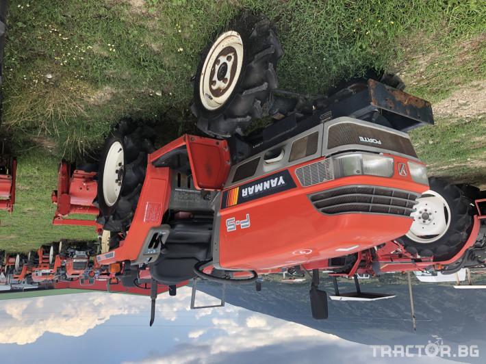 Трактори Yanmar F-5 ***Нов внос от Япония*** 6 - Трактор БГ