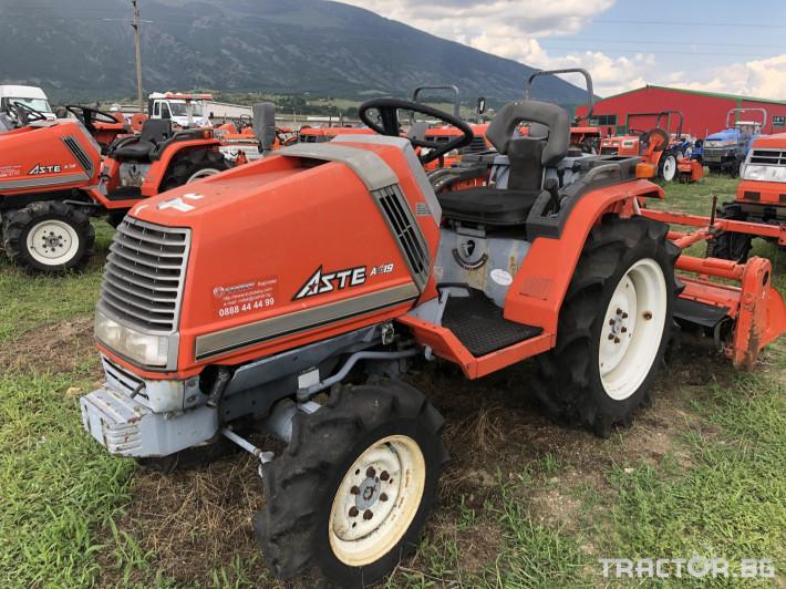 Трактори Kubota A19***Нов внос от Япония*** 5 - Трактор БГ