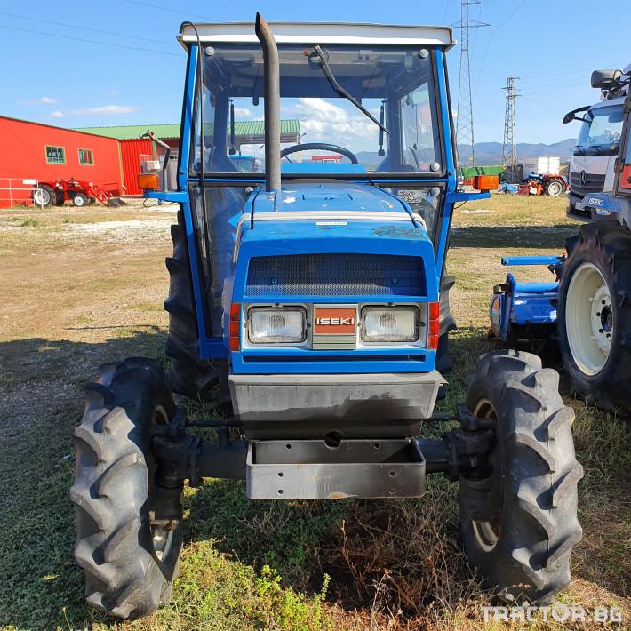 Трактори Iseki TA435F ***НОВ ВНОС ЯПОНИЯ*** 0 - Трактор БГ