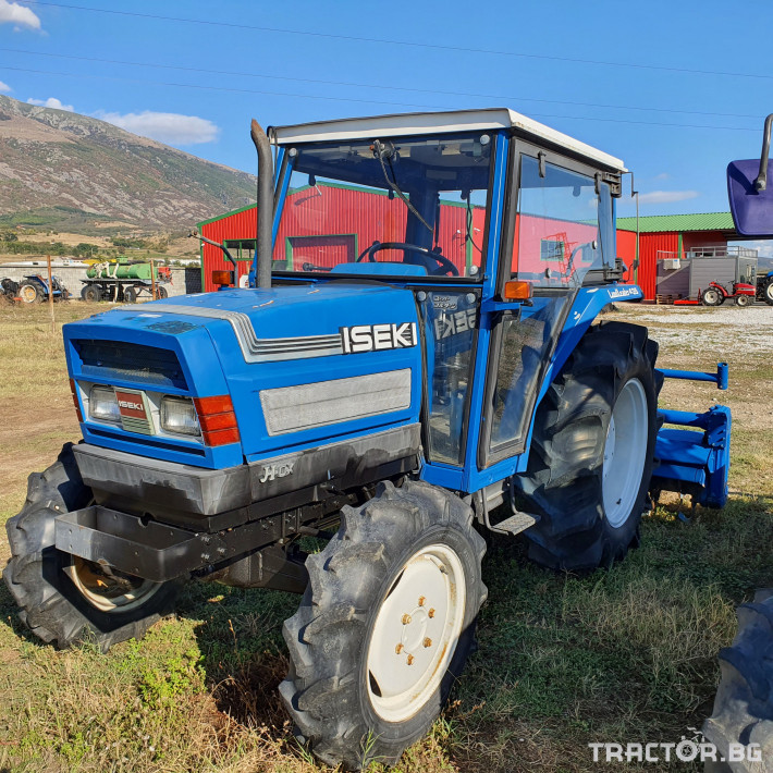 Трактори Iseki TA435F ***НОВ ВНОС ЯПОНИЯ*** 1 - Трактор БГ