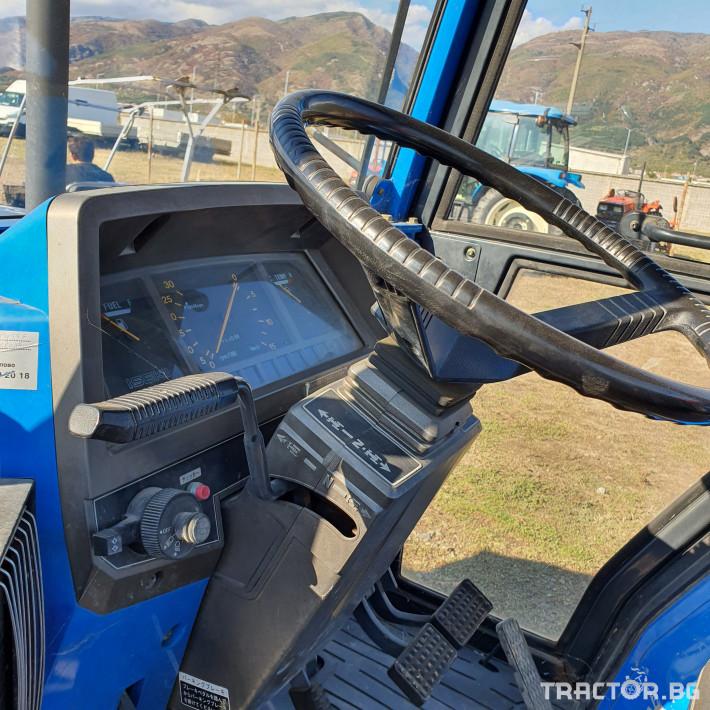 Трактори Iseki TA435F ***НОВ ВНОС ЯПОНИЯ*** 3 - Трактор БГ