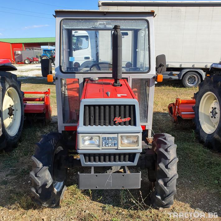 Трактори Yanmar FX22D***НОВ ВНОС ЯПОНИЯ*** 0 - Трактор БГ