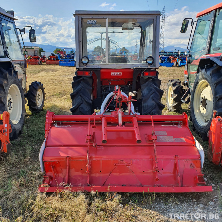 Трактори Yanmar FX22D***НОВ ВНОС ЯПОНИЯ*** 2 - Трактор БГ