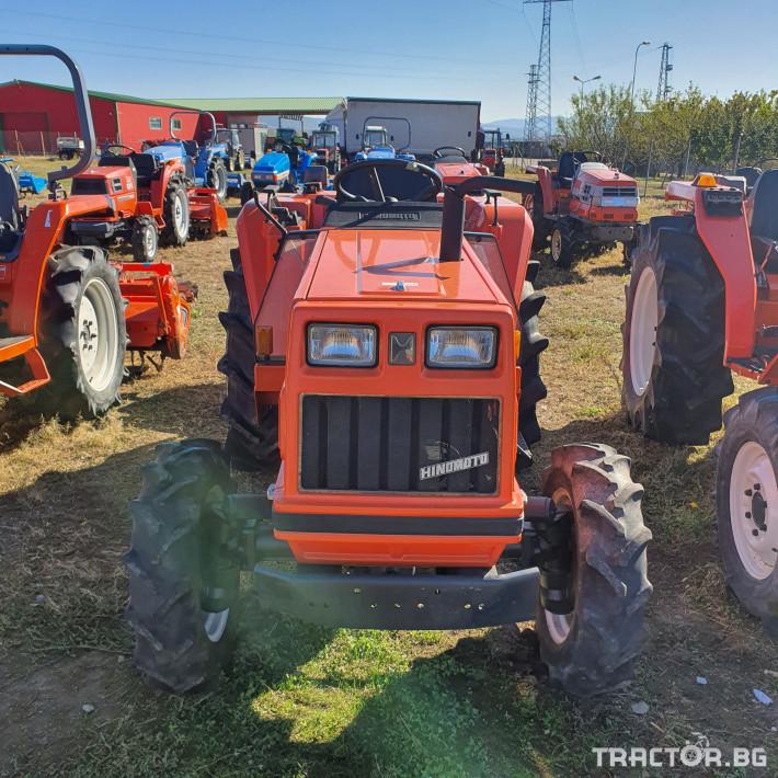 Трактори Hinomoto N249**НОВ ВНОС ЯПОНИЯ*** 0 - Трактор БГ