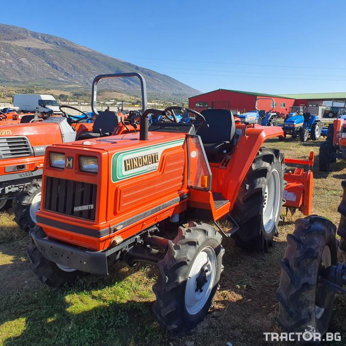 Трактори Hinomoto N249**НОВ ВНОС ЯПОНИЯ*** 1 - Трактор БГ