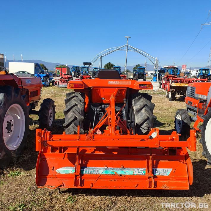 Трактори Hinomoto N249**НОВ ВНОС ЯПОНИЯ*** 3 - Трактор БГ