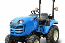 LS XJ 25  *Нов*Компактен трактор*Mitsubishi двигател*