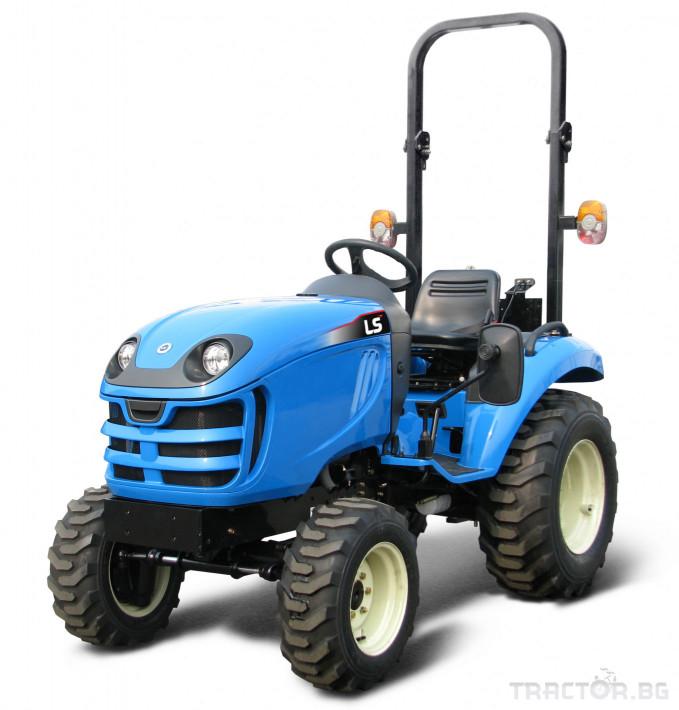 Трактори LS XJ 25  *Нов*Компактен трактор*Mitsubishi двигател* 0 - Трактор БГ