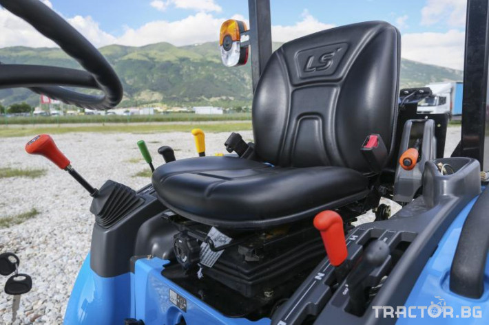Трактори LS XJ 25  *Нов*Компактен трактор*Mitsubishi двигател* 3 - Трактор БГ