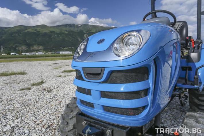 Трактори LS XJ 25  *Нов*Компактен трактор*Mitsubishi двигател* 5 - Трактор БГ