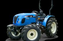 LS R 60 *Нов**Компактен трактор**Mitsubishi двигател*