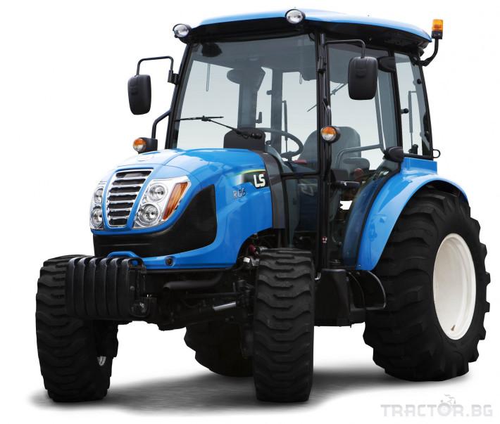 Трактори LS R 65  *Нов**Кабина**Климатик** Парно**Аудио**Mitsubishi двигател* 0 - Трактор БГ