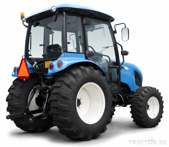 Трактори LS R 65  *Нов**Кабина**Климатик** Парно**Аудио**Mitsubishi двигател* 5 - Трактор БГ