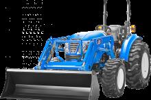 LS XU 6168 *Нов**Компактен трактор**Mitsubishi двигател**68 НР*