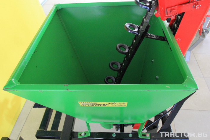 Машини за зеленчуци Картофосадач едно-редов ПОЛСКИ 5 - Трактор БГ